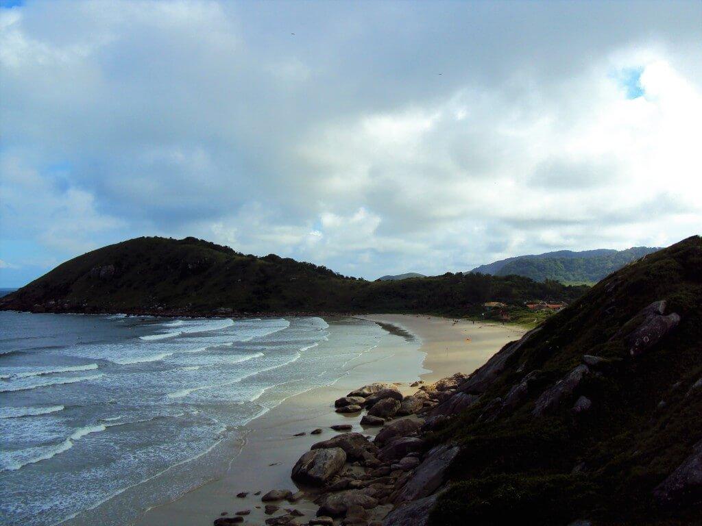 Ilha do Mel - Praia de Fora
