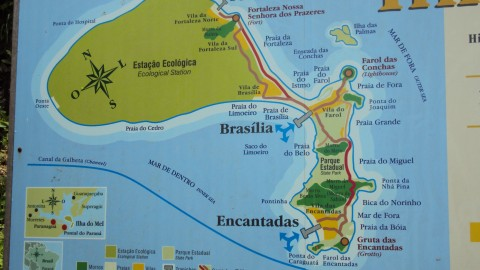 Ilha do Mel – um paraíso no litoral paranaense
