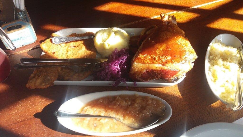 Almoço Colônia Witmarsum