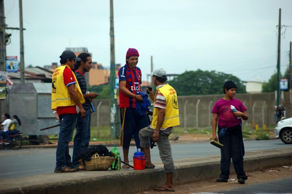 Compras no Paraguai