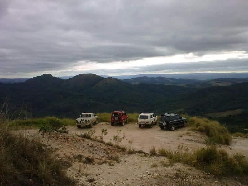 Trilhas em Campo Magro/PR - Morro da Palha