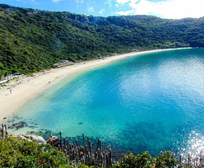 Praia do Forno - Arraial do Cabo/RJ