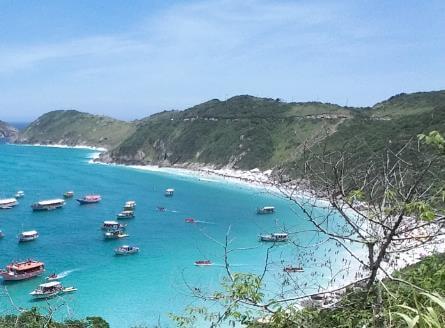 Arraial do Cabo/RJ - Prainha do Pontal do Atalaia