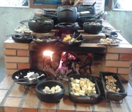 Restaurante Caminho do Vinho - Curitiba/PR