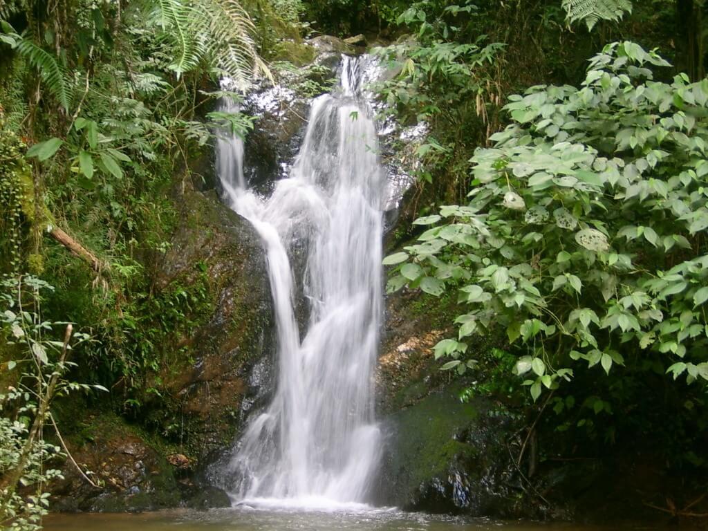 Cachoeira Gêmeas - Campo Magro/PR