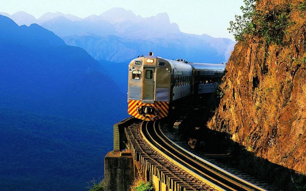Trem Curitiba - Morretes / PR