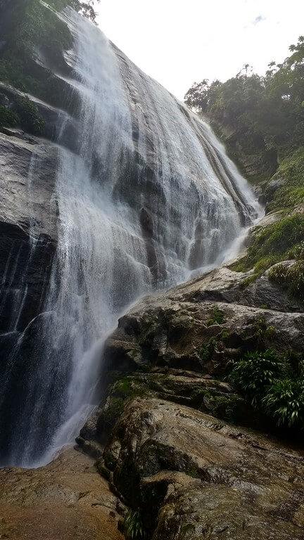 Cachoeira do Gato - Ilhabela/SP
