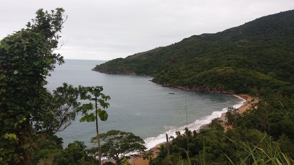 Praia Jabaquara - Ilhabela