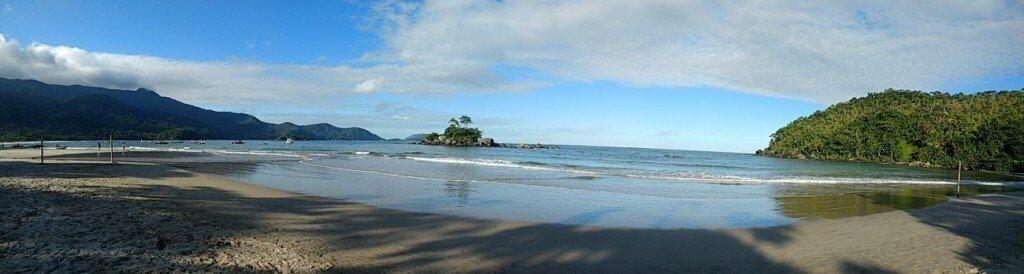 Praia de Castelhanos - Ilhabela/SP