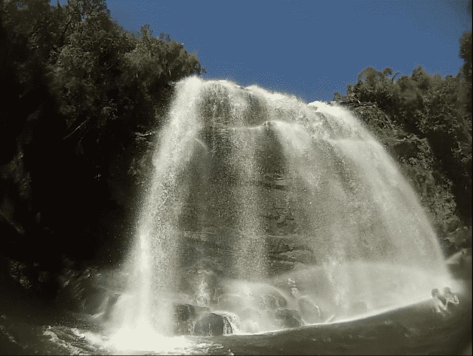 Cachoeira da Mariquinha - Ponta Grossa/PR