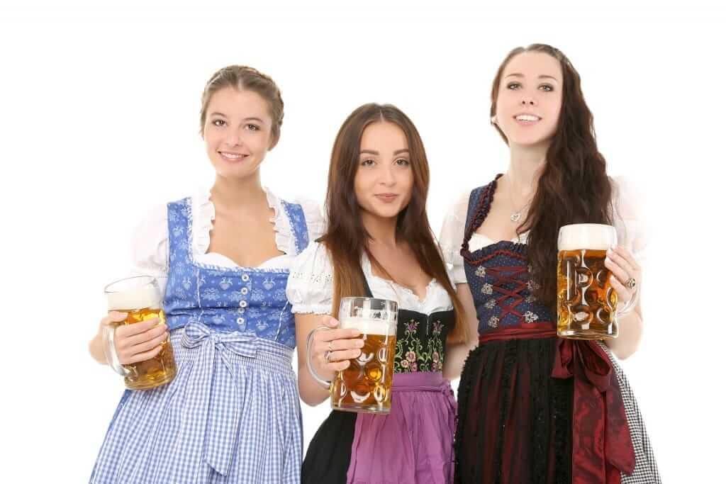 Traje típico Oktoberfest