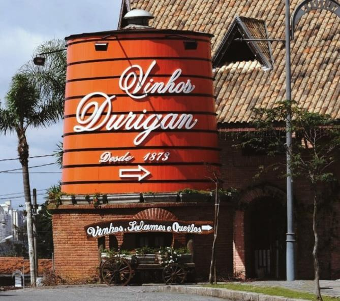Vinícola Durigan - Santa Felicidade - Curitiba/PR