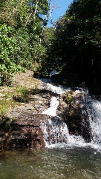 Cachoeiras Trigêmeas - SP