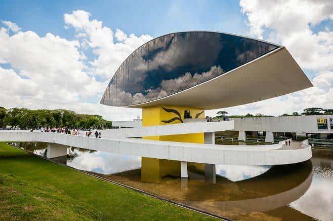 MON - Museu Oscar Niemeyer - Curitiba/PR