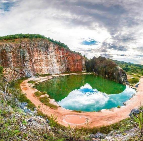 Lagoa Azul - Campo Magro/PR
