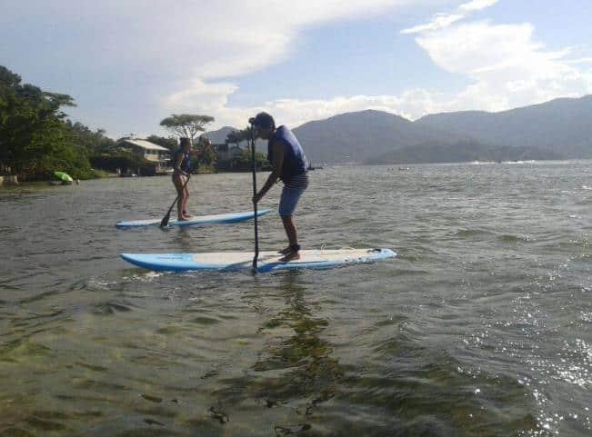 SUP – Lagoa da Conceição – Florianópolis/SC