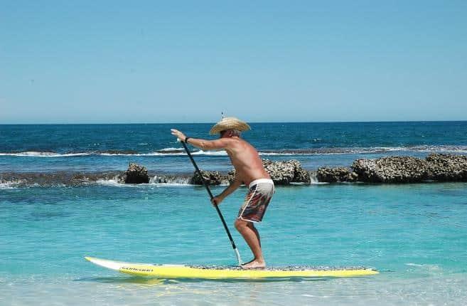 Stand Up Paddle para todas as idades