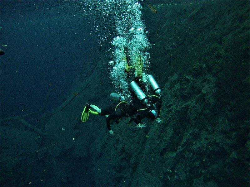Mergulho na Lagoa Misteriosa - Bonito/MS
