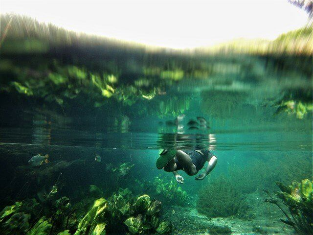 Flutuação Aquário Natural - Bonito/MS
