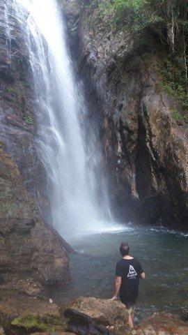 Day Off Club - Cachoeira do meu Deus - Iporanga/SP