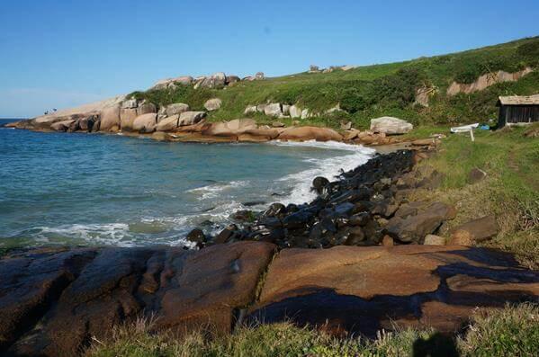 Praia do Gravatá - Florianópolis/SC
