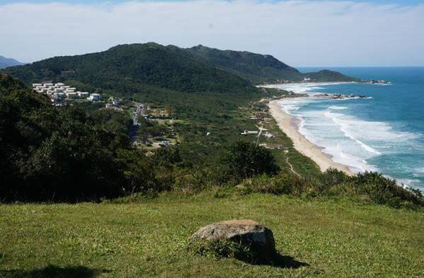 Vista Praia do Mole - Florianópolis/SC