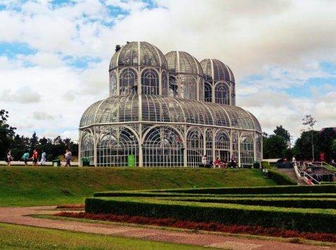 O guia básico de parques em Curitiba