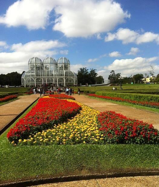 Jardim Botânico -Curitiba/PR