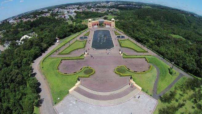 Parque Tanguá - Curitiba/PR