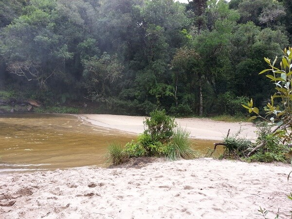Prainha da Cachoeira da Mariquinha