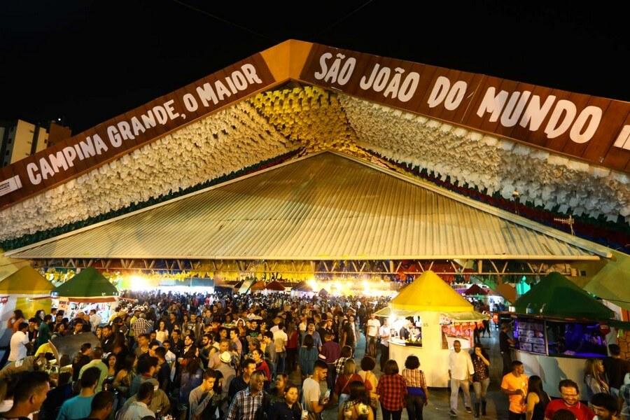 São João Campina Grande