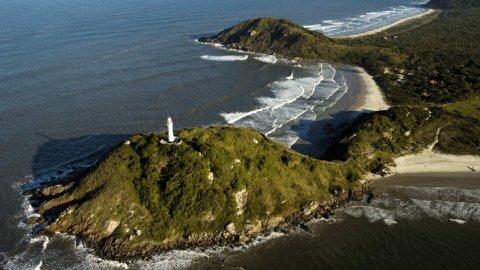 Ilha do Mel: Inverno com Tainha e Magia